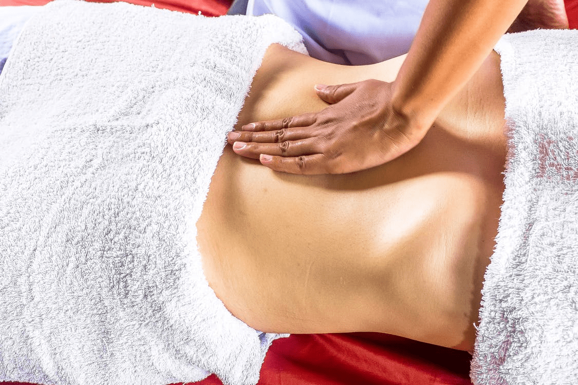 Massage therapy for musculoskeletal pain