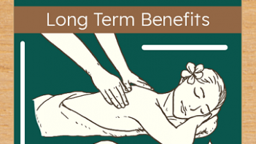 Massage Therapy- Long Term Benefits
